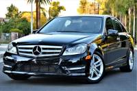 2012 Mercedes-Benz C 250 Luxury