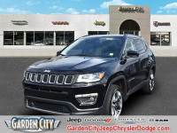Certified Used 2018 Jeep Compass Limited Limited 4x4 For Sale | Hempstead, Long Island, NY