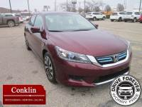 Pre-Owned 2015 Honda Accord Hybrid EX-L