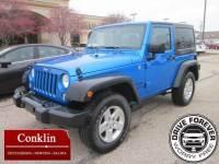 Pre-Owned 2015 Jeep Wrangler Sport