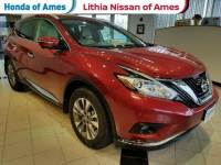 Used 2015 Nissan Murano AWD 4dr SL in Ames, IA