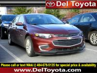 Used 2016 Chevrolet Malibu LT For Sale in Thorndale, PA   Near West Chester, Malvern, Coatesville, & Downingtown, PA   VIN: 1G1ZE5ST7GF271280