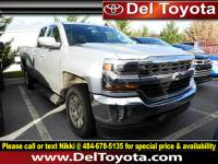 Used 2017 Chevrolet Silverado 1500 LT For Sale in Thorndale, PA   Near West Chester, Malvern, Coatesville, & Downingtown, PA   VIN: 1GCVKRECXHZ404874