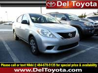 Used 2012 Nissan Versa SV For Sale in Thorndale, PA | Near West Chester, Malvern, Coatesville, & Downingtown, PA | VIN: 3N1CN7AP8CL922240
