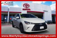 Certified 2017 Toyota Camry SE SE Auto For Sale in Colorado Springs