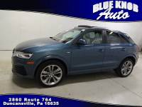 2018 Audi Q3 2.0T SUV in Duncansville | Serving Altoona, Ebensburg, Huntingdon, and Hollidaysburg PA