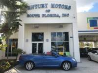 2008 Chrysler Sebring Touring Heated Leather CD Changer Blueooth
