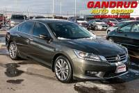 2015 Honda Accord Sedan Sport I4 CVT Sport