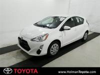 2016 Toyota Prius c Four Hatchback Front-wheel Drive