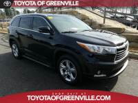 Pre-Owned 2014 Toyota Highlander SUV in Greenville SC