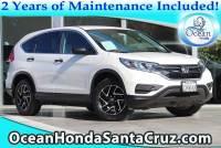 Used 2016 Honda CR-V For Sale | Soquel, near Monterey, Salinas, Santa Cruz & Seaside, CA