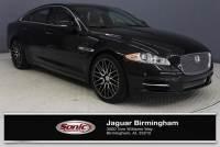 Used 2013 Jaguar XJ Supercharged Sedan in Birmingham, AL