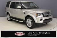 Used 2016 Land Rover LR4 SUV in Birmingham, AL