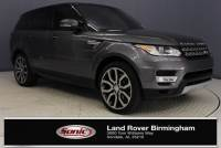 Used 2017 Land Rover Range Rover Sport 3.0L V6 Supercharged HSE SUV in Birmingham, AL