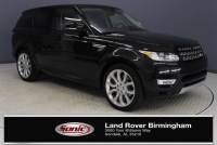 Used 2016 Land Rover Range Rover Sport 3.0L V6 Supercharged HSE SUV in Birmingham, AL