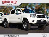 2015 Toyota Tacoma PreRunner V6 Truck Double Cab 4x2 in Temecula