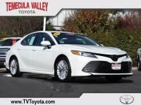 2018 Toyota Camry XLE Sedan Front-wheel Drive