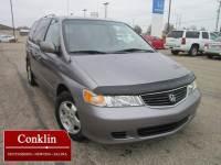 1999 Honda Odyssey EX Van