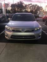 2012 Toyota Highlander Hybrid Hybrid Base SUV All-wheel Drive