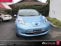 Certified Used 2015 Nissan LEAF SL Hatchback for sale in Oakland, CA