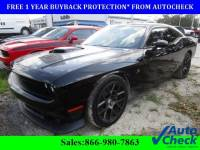 2016 Dodge Challenger R/T Scat Pack Coupe For Sale in LaBelle, near Fort Myers