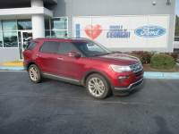 2018 Ford Explorer Limited SUV 6-Cylinder SMPI Turbocharged DOHC For Sale in Atlanta