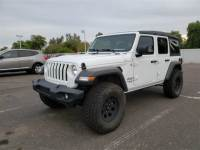 Used 2018 Jeep Wrangler Unlimited Sport For Sale