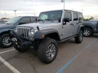 Used 2015 Jeep Wrangler Unlimited Rubicon For Sale