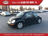 Used 2009 Volkswagen New Beetle Coupe S