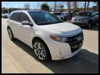 Used 2014 Ford Edge Sport FWD in Houston, TX