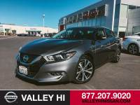 2018 Nissan Maxima SV for Sale in Victorville