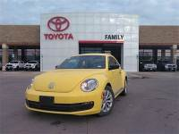 2015 Volkswagen Beetle Coupe 1.8T Hatchback