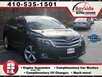 2015 Toyota Venza Limited SUV All-wheel Drive