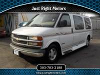 2002 Chevrolet Express Conversion