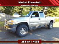 2001 GMC Sierra 2500HD SLE Ext-Cab Short Bed 4WD
