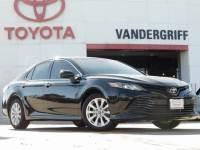 2018 Toyota Camry LE Sedan Front-wheel Drive