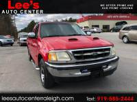 1998 Ford F-150 SuperCab 2WD