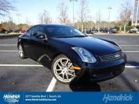 2006 INFINITI G35 Coupe 2dr Cpe Manual Coupe in Franklin, TN