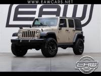 2016 Jeep Wrangler UNLIMITED SPORT 4WD ADVENTURE EDITION