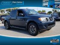 Pre-Owned 2018 Nissan Frontier Desert Runner Truck Crew Cab in Tampa FL