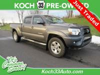 Pre-Owned 2012 Toyota Tacoma TRD SPORT 4D Double Cab 4WD