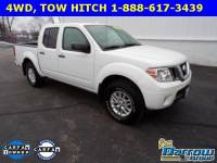 2015 Nissan Frontier SV Truck Crew Cab For Sale in Madison, WI