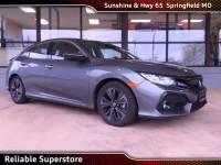 2018 Honda Civic EX Hatchback FWD For Sale in Springfield Missouri