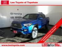 Toyota Certified 2017 Toyota Tacoma TRD Off Road | Topsham, ME