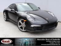 2015 Porsche 911 Carrera 4 2dr Cpe in Franklin