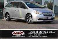 Pre-Owned 2011 Honda Odyssey EX-L with Navigation