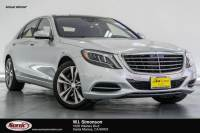 Pre-Owned 2016 Mercedes-Benz S-Class S 550 Sedan