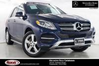 Pre-Owned 2016 Mercedes-Benz GLE GLE 350 SUV