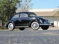 1958 Volkswagen Beetle -FULLY RESTORED-ORIGINAL CALIFORNIA VEHICLE-4 SPEED-