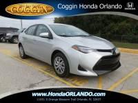Pre-Owned 2019 Toyota Corolla LE Sedan in Jacksonville FL